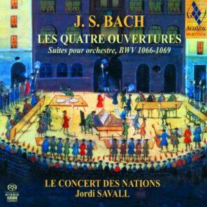 Bach J.S. : Suites Pour Orchestre