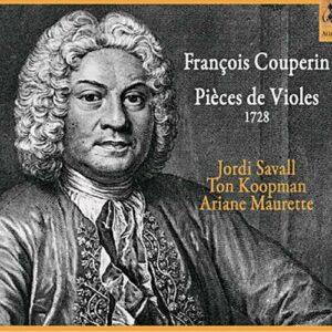 Couperin : Pièces De Violes. Koopman, Savall.