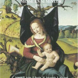 Bach : Messe en si mineur. Savall.