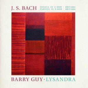 Sonata No.3 / Partita No.3 / Lysandra