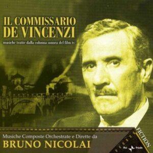 Morricone, E.: Ost Il Commissario De Vincenzi