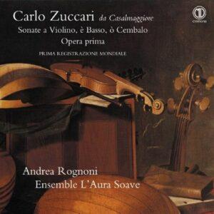 Carlo Zuccari : Sonate a Violino e Basso