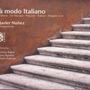 17Th C Italian Composers: A Modo Italiano