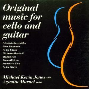 Original Music For Cello And Guitar
