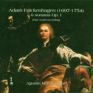 Falckenhagen, Adam : 6 Sonatas Op. 1