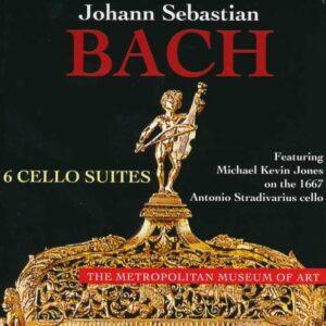 Bach, Johann Sebastian: Cello Suites