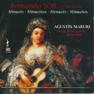 Minuets / Menuettos / Menuets / Menuetos