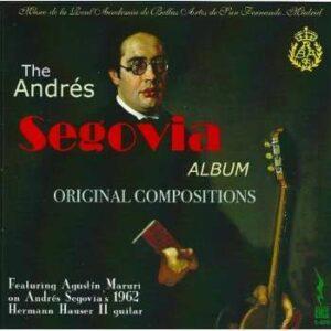 Segovia, Andrés : The Andres Segovia Album