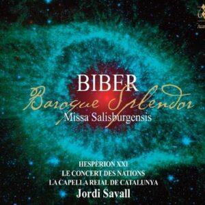 Biber, H.I.F.: Missa Salisburgensis