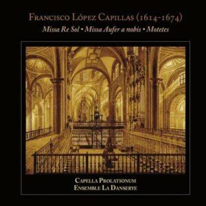 Capillas / Riscos: Capillas: Missa Re Sol - Missa Aufer A Nobis -