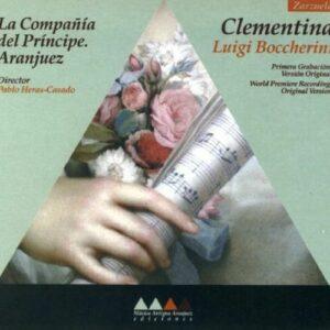 Boccherini : Clementina. Hinojosa, Aranjuez.