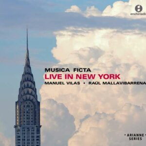 Musica Ficta : Live In New York
