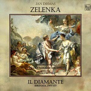 Zelenka : Il diamante. Viktora.