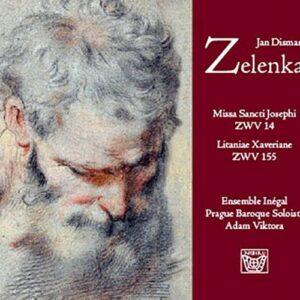 Zelenka : Missa Sancti Josephi. Inégal. Viktora.