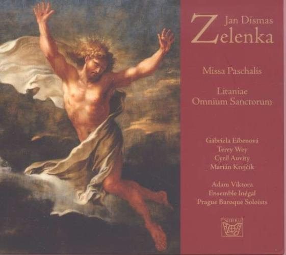 Zelenka : Missa paschalis. Eibenova, Wey, Viktora.