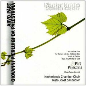 Pärt/Palestrina : Pärt & Palestrina