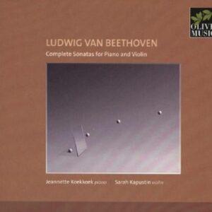 Beethoven : Complete Violin Sonatas
