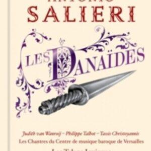 Salieri, Antonio: Les Danaides