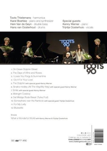 Toots Thielemans : Live at le Chapiteau.