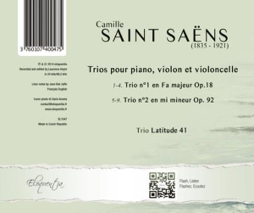 Saint-Saens, C.: Piano Trios