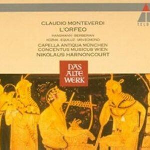 Monteverdi : L'Orfeo