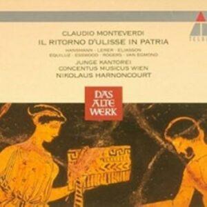 Monteverdi : Le Retour d'Ulysse