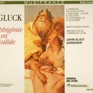 Gluck - Iphigénie en Aulide / Dawson · von Otter · Van Dam · Aler · Deletré ·...