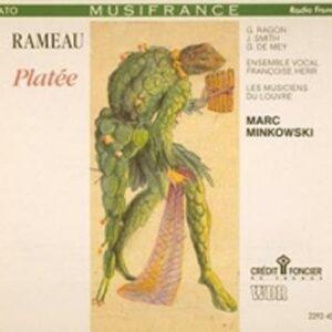 Rameau - Platée / Les Musiciens du Louvre