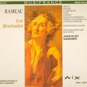 Rameau - Les Boréades / Gardiner