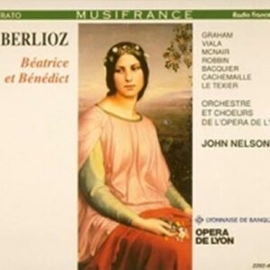Hector Berlioz : Beatrice et Benedict