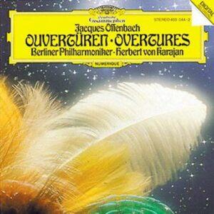 Offenbach : Karajan-Ouvertures