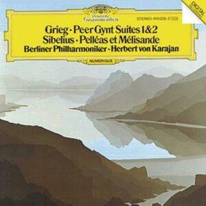Grieg : Karajan-Peer Gynt Suite