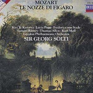 Mozart : Noces De Figaro-Solti
