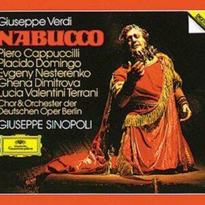 Verdi : Sinopoli-Nabucco