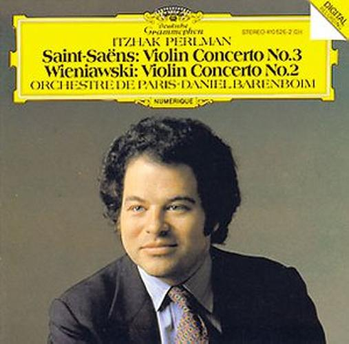Saint-Saens : Saint Saens-Barenboim-Concerto