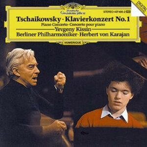 Tchaikovski : Concerto n° 1. Kissin, Karajan.
