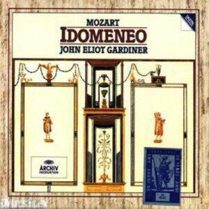 Mozart : Idomenee-Monteverdi Choir-Eng.Bar.Soloists-Gardiner-A