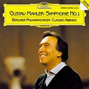 Mahler : Symphonie N 1-Orchest.Philharmonique Berlin-C.Abbado-