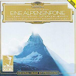 Richard Strauss: Eine Alpensinfonie - von Karajan