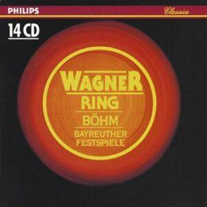 Wagner : Tetralogie Ou Anneau Du Nibelung/Or Du Rhin-Walkyrie-