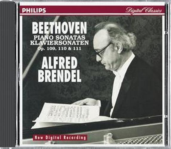 Beethoven : Sonates pour piano 30, 31 & 32