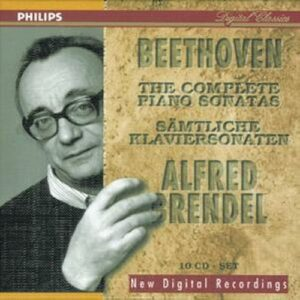 Beethoven : Integrale Sonates Piano A Brendel