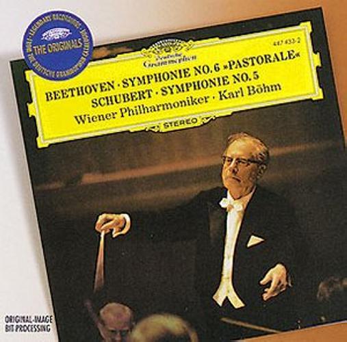 Beethoven : Symphonie N 6-Schubert-Symphonie N 5-Bohm-Orc.Ph.V