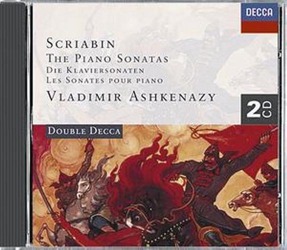 Scriabine : Sonates-Ashkenazy