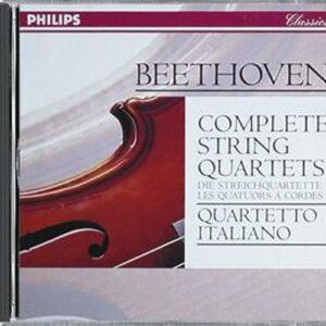 Beethoven : Quatuors A Cordes-Quartetto Italiano
