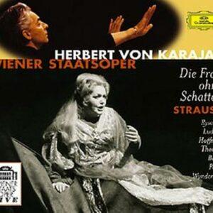 Strauss : La femme sans ombre. Karajan.