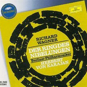 Wagner : Der Ring Des Nibelungen-Karajan