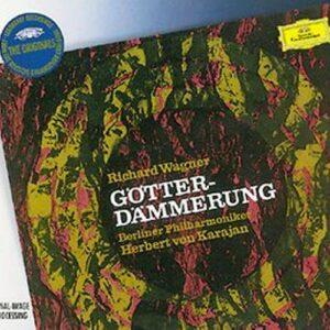 Wagner : Gotterdammerung-Karajan