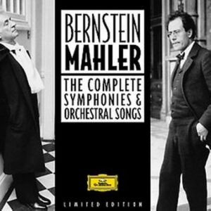 Mahler : The Complete Symphonies Et Orchestral Songs-Bernstein