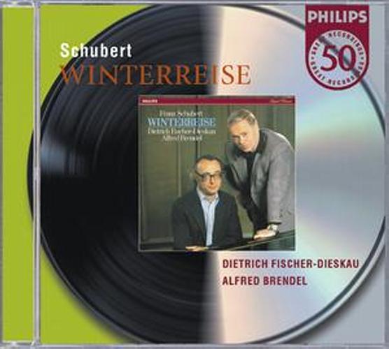 Schubert : Winterreise-Fischer Dieskau-Brendel